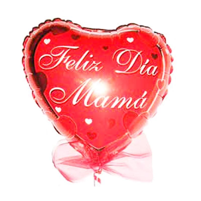 Globo Metalico Feliz dia de la Madre