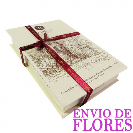 Chocolate Entre Lagos 100g