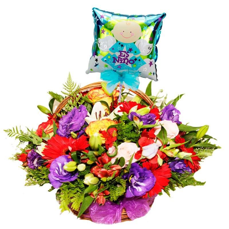 Flores de Nacimiento para Bebes Hermosos